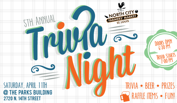 North City Farmers' Market Trivia Night