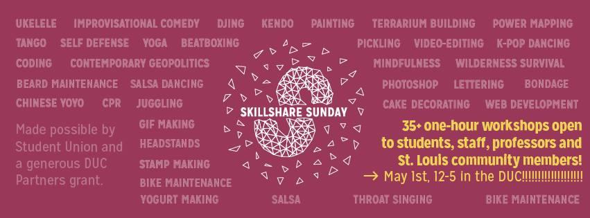 Skillshare sunday 2016